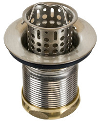Mountain Plumbing  MT710-VB  Brass Bar or Food Prep Sink Strainer  - Venetian Bronze