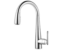 Pfister GT529-FLC Lita with Xtract Kitchen Pulldown Faucet - Polished Chrome