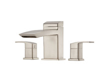 Pfister RT6-5D1K Roman Tub Faucet  Trim - Brushed Nickel