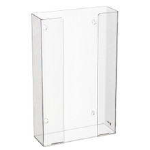 Alpine  902-03 Clear Acrylic Wall Mount 3 Box Glove Holder