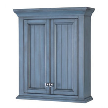Foremost BABW2428 Brantley Wall Cabinet - Harbor Blue