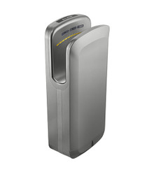 Alpine ALP404-20-GRY Oak Commercial High Speed Quiet Hand Dryer - 220V