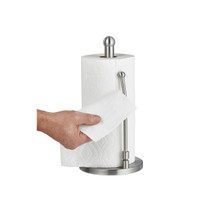 Alpine 433-01 Stainless Steel Paper Towel Holder - Sliver