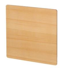 Whitehaus AEP4538N Aeri Rectangular Non-Sliding Door - Natural (Birchwood)