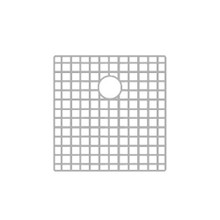 Whitehaus WHNCM3720EQG Stainless Steel Kitchen Sink Grid For Noah's Sink Model WHNCM3720EQ
