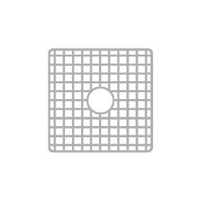 Whitehaus WHNCMDAP3629G Stainless Steel Kitchen Sink Grid For Noah's Sink Model WHNCMDAP3629
