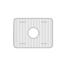 Whitehaus GR2514 Stainless Steel Sink Grid for use with Fireclay Sink Model WHQ530 and WHQ330