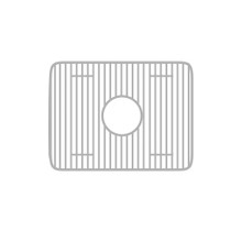 Whitehaus GR2215 Stainless Steel Sink Grid for use with Fireclay Sink Models WHQD540 and WHQDB542