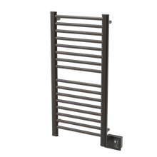 "Amba  Sirio S2142O Towel Warmer & Space Heater  - 24"" W x 44"" H x 4 3/4"" D - Oil Rubbed Bronze"