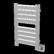 "Amba Vega V2338B Towel Warmer - 26 1/4"" W x 39"" H x 3 5/8"" D - Brushed"