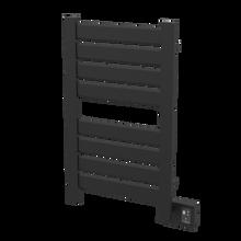 "Amba Vega V2338MB Towel Warmer - 26 1/4"" W x 39"" H x 3 5/8"" D - Matte Black"