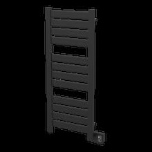 "Amba Vega V2356MB Towel Warmer - 26 1/4"" W x 57 3/4"" H - Matte Black"