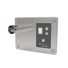 Amba ATW-DHCR-SB Remote Digital Heat Controller - Satin Brass