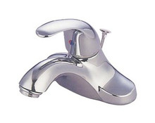Kingston Brass Single Handle Lavatory Faucet with Pop-Up Drain - Polished Chrome KB6541