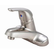 Kingston Brass KB548LP Single Handle Lavatory Faucet - Satin Nickel