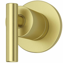 Pfister 016-NC1BG Contempra Diverter Valve Trim - Brushed Gold