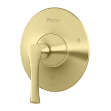 Pfister R89-1RHBG Rhen Tub & Shower Valve Trim - Brushed Gold