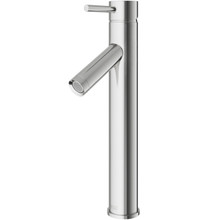 VIGO VG03003BN Dior Vessel Bathroom Faucet In Brushed Nickel