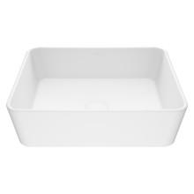 VIGO VG04003 Marigold Matte Stone Vessel Bathroom Sink