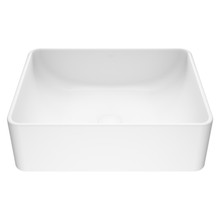 VIGO VG04005 Amaryllis Matte Stone Vessel Bathroom Sink