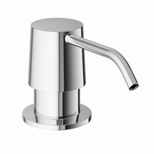 VIGO VGSD002ST Kitchen Soap Dispenser In Stainless Steel