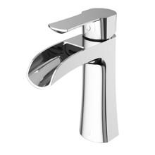 VIGO VG01041CH Paloma Single Hole Bathroom Faucet In Chrome