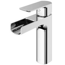VIGO VG01042CH Ileana Single Hole Bathroom Faucet In Chrome