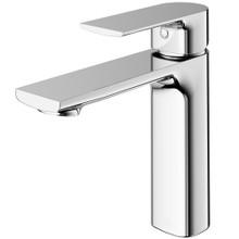 VIGO VG01043CH Davidson Single Hole Bathroom Faucet In Chrome