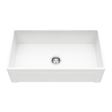 "VIGO VGRA3318SL 33"" Casement Front Matte Stone Farmhouse Kitchen Sink"