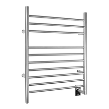 WarmlyYours TW-F10BS-HW Towel Warmer Infinity Hardwired - Brushed Stainless Steel