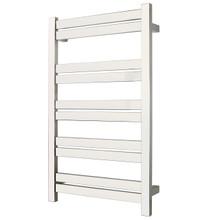 WarmlyYours TWS6-GRD10BH Grande 10 Towel Warmer, Hardwired, 10 bars - Brushed Stainless Steel
