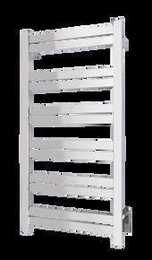 WarmlyYours TWS6-GRD12PH Grande 12 Towel Warmer, Hardwired, 12 bars - Polished Stainless Steel