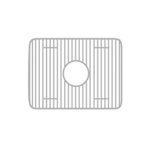 Whitehaus GR5542SM Stainless Steel Small Sink Grid for use with Fireclay Sink Model WHQDB5542