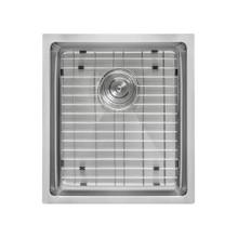 Ruvati 14-inch Undermount 16 Gauge Tight Radius Bar Prep Sink Stainless Steel Single Bowl - RVH7114
