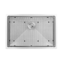 Ruvati 26-inch Undermount 16 Gauge Tight Radius Stainless Steel Kitchen Sink Single Bowl - RVH7126