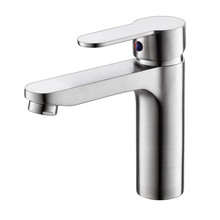 Vanity Art F40004BN Bathroom Vessel Sink Faucet - Brushed Nickel