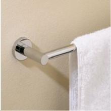 "Valsan 67546UB Porto 23 5/8"" Towel Rail - Bar - Unlacquered Brass"