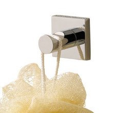 Valsan 67611PV Braga Bathroom Robe Hook - Polished Brass