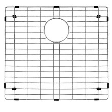 "Vigo VGG2018 20"" x 18"" Kitchen Sink bottom Grid - Stainless"