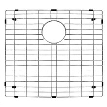 "Vigo VGG2017 20"" x 17"" Kitchen Sink bottom Grid - Stainless"