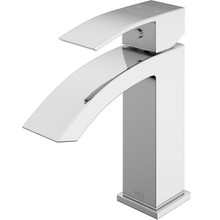VIGO VG01015CH Satro Single Hole Bathroom Faucet In Chrome