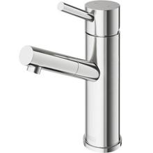 VIGO VG01009BN Noma Single Hole Bathroom Faucet In Brushed Nickel