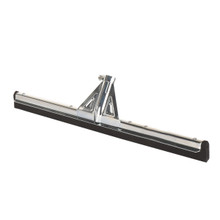 Alpine 441-30  Heavy-Duty Floor Squeegee 30-inch Dual Moss - Black