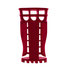 Alpine 4555-SA Air Freshener Tower Refill, Spiced Apple, 10 pk - Dark Red
