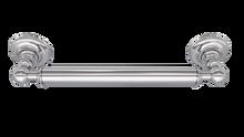 "Valsan 66201PV Kingston Polished Brass Grab Bar, 12"""