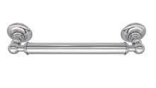 "Valsan 66202NI Kingston Polished Nickel Grab Bar, 16"""