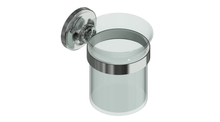 Valsan 69325CR Olympia Chrome Tumbler Holder