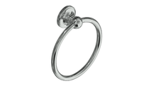 Valsan 69340PV Olympia Polished Brass Towel Ring