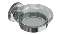 Valsan 69385CR Olympia Chrome Soap Dish Holder