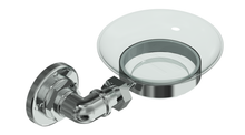 Valsan PI135PV Industrial Polished Brass Soap Dish Holder